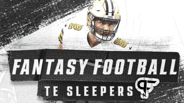 2021 Fantasy Football TE Sleepers: Former teammates set for success?