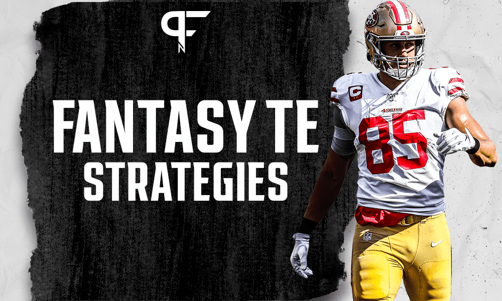 Tight End Draft Strategy: When and who to draft in 2021