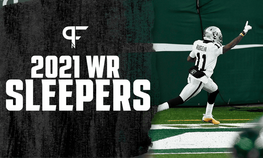 2021 Fantasy Football WR Sleepers: Henry Ruggs and Michael Gallup