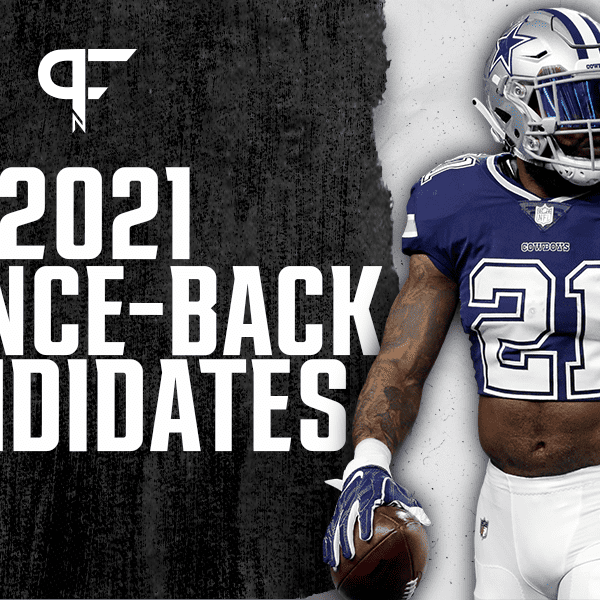 Fantasy Football Bounce-Back Candidates: Who will rebound in 2021