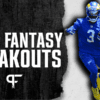 Top 9 fantasy football breakouts include Cam Akers and Jalen Hurts