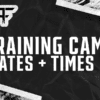 NFL Training Camp 2021: Dates, news, and locations for all 32 teams