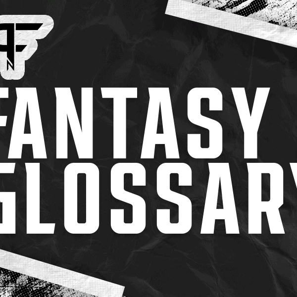 Fantasy football terms and abbreviations you need to know in 2021