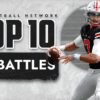 Top 10 college football QB battles to watch in 2021