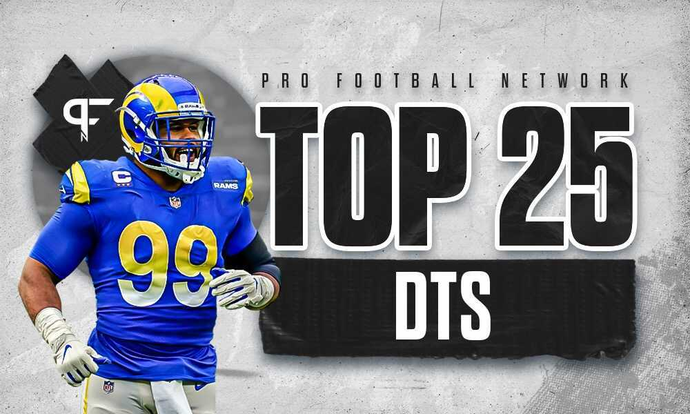 Top 25 Defensive Tackles heading into the 2021 NFL Season