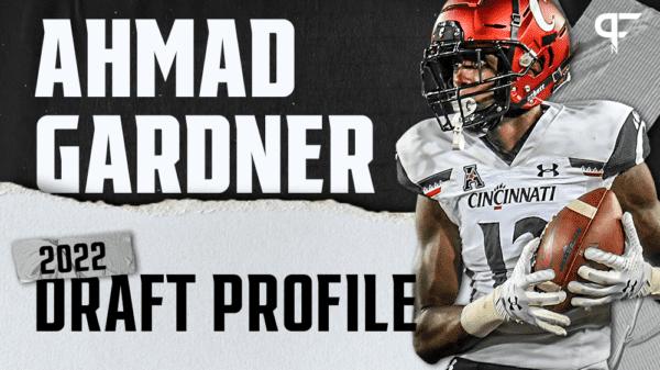 Ahmad Gardner, Cincinnati CB | NFL Draft Scouting Report