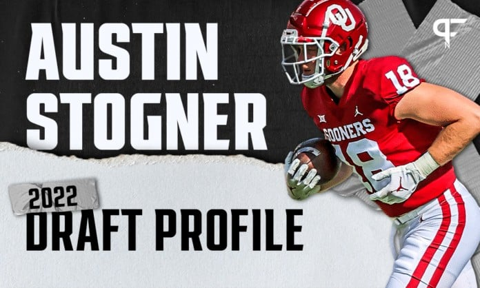 Austin Stogner, Oklahoma TE   NFL Draft Scouting Report