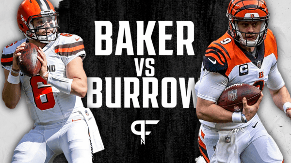 Joe Burrow vs. Baker Mayfield: Who's leading your new NFL franchise?