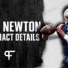 Cam Newton's Contract Details, Salary Cap Impact, and Bonuses