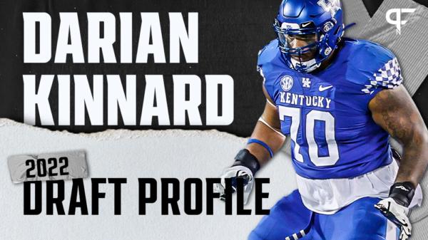 Darian Kinnard, Kentucky OT | NFL Draft Scouting Report