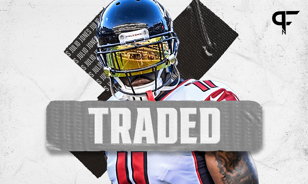Will the Julio Jones trade be enough to make the Tennessee Titans contenders in the AFC?