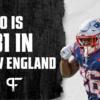 Patriots backfield fantasy breakdown led by Sony Michel, Damien Harris