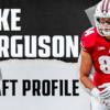 Jake Ferguson, Wisconsin TE | NFL Draft Scouting Report