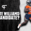 Could Javonte Williams be RB1 in the Broncos' backfield in 2021?