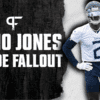 What kind of fallout will the Julio Jones trade have on the Titans offense?