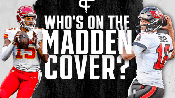 """Madden 22 Cover Athlete: Two """"goats"""" expected to graze the cover in 2022?"""
