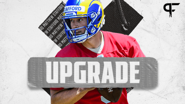 Matthew Stafford upgrade over Jared Goff in L.A. is bigger than people realize