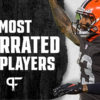 Most overrated NFL players on all 32 teams in 2021