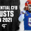 College Football Busts: 11 prospects who could disappoint in 2021