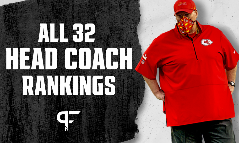 NFL Head Coach Rankings 2021: Who is the best in the league?