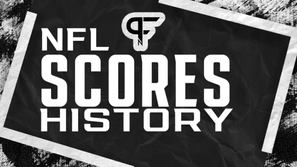 NFL Scores History: Highest/lowest scoring game, common scores, and more