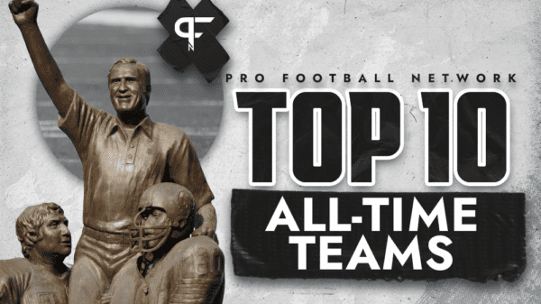 Top 10 greatest NFL teams of all time