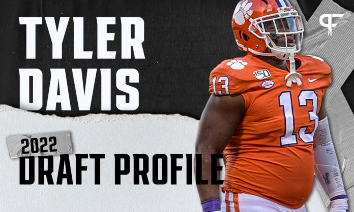 Tyler Davis, Clemson DT | NFL Draft Scouting Report