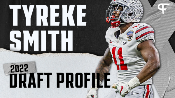 Tyreke Smith, Ohio State DE | NFL Draft Scouting Report