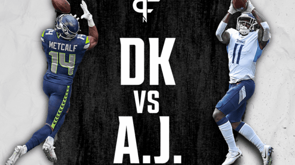 DK Metcalf vs A.J. Brown: Old college teammates the future stars of the NFL?