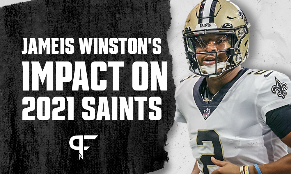 How Jameis Winston will impact the Saints' offense as the starter in 2021