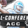 ACC Preseason All-Conference team ahead of 2021 college football season