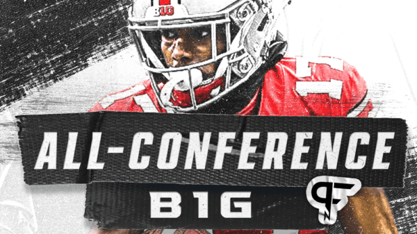 Big Ten Preseason All-Conference team ahead of 2021 college football season