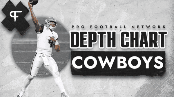 Dallas Cowboys Depth Chart: Are they contenders with Prescott's return?