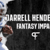 What does Cam Akers' injury mean for Darrell Henderson's fantasy value?