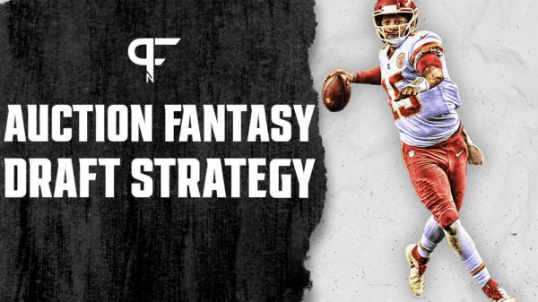 11 Fantasy football auction draft strategy tips