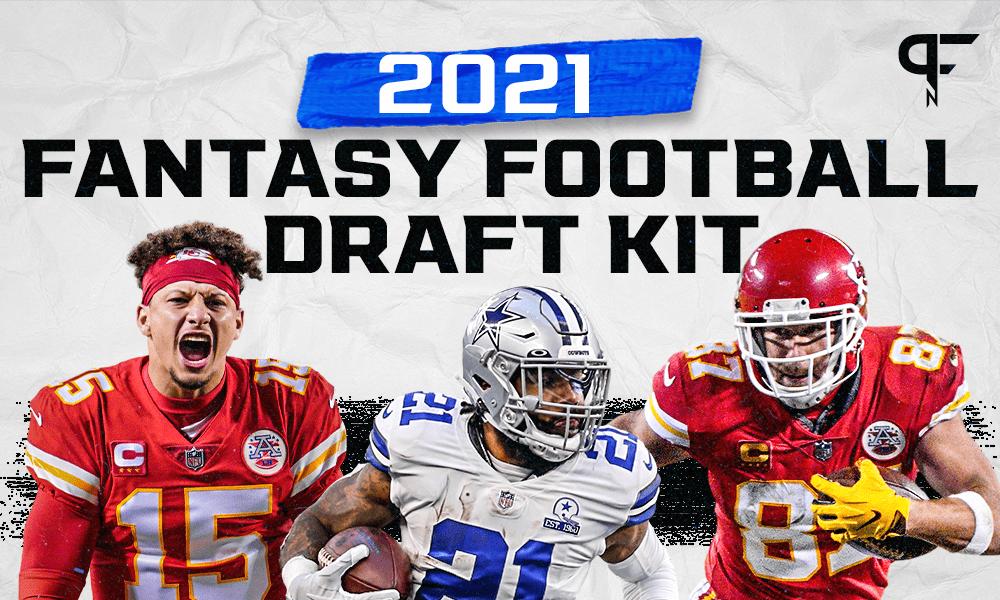 2021 Fantasy Football Draft Kit: Rankings, cheat sheets, mock drafts, sleepers and busts