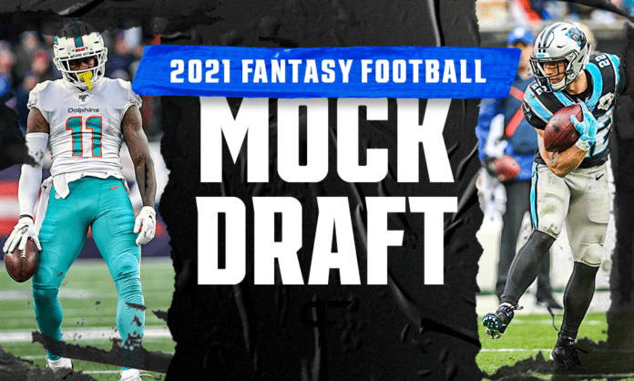 Fantasy Football Mock Draft: Should a tight end go in Round 1 in 0.5 PPR?