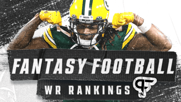 2021 WR Fantasy Football Rankings: Tyreek Hill and Davante Adams top the rankings