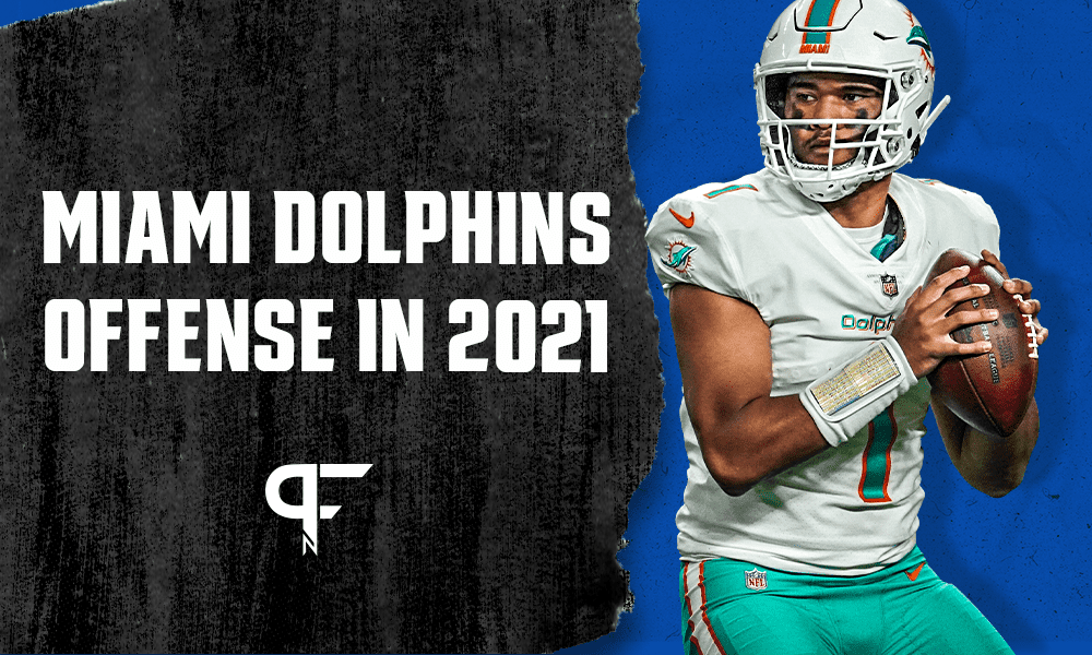 2021 Miami Dolphins Training Camp: There's no doubt it's Tua's 'show'