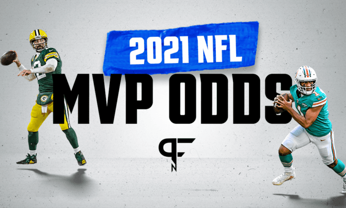 NFL MVP Odds Tracker: Who wins Most Valuable Player in 2021?
