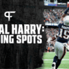 N'Keal Harry Landing Spots: Will Patriots trade former 1st-round pick?