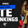 13 greatest tight ends of all time from Tony Gonzalez to Jackie Smith