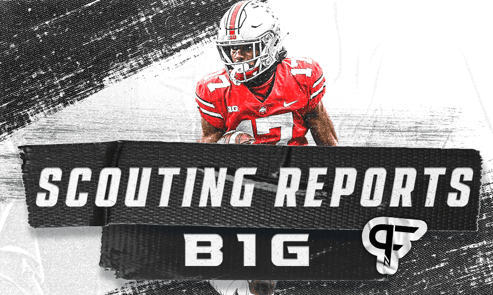 Big Ten draft prospects and scouting reports for 2022 NFL Draft