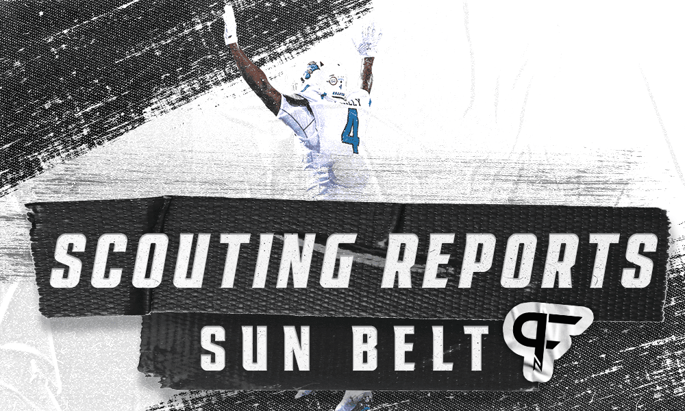 Sun Belt draft prospects and scouting reports for 2022 NFL Draft