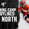 AFC North training camp storylines to watch