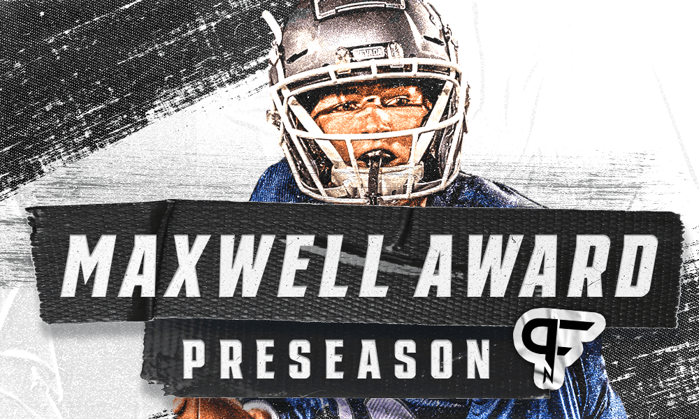 2021 Maxwell Award Watch List: Sam Howell, Spencer Rattler top names to watch