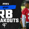 2021 Fantasy Football RB Breakouts: Najee Harris and Clyde Edwards-Helaire