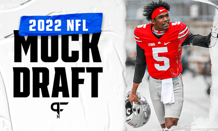 2022 NFL Mock Draft: Seven quarterbacks are drafted in the first two rounds