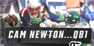 Belichick says Cam Newton is Patriots' starting QB, but for how long?
