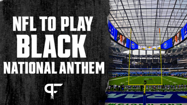 NFL to play Black National Anthem before games in 2021
